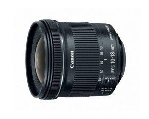 Canon EFS 10 18 Lens